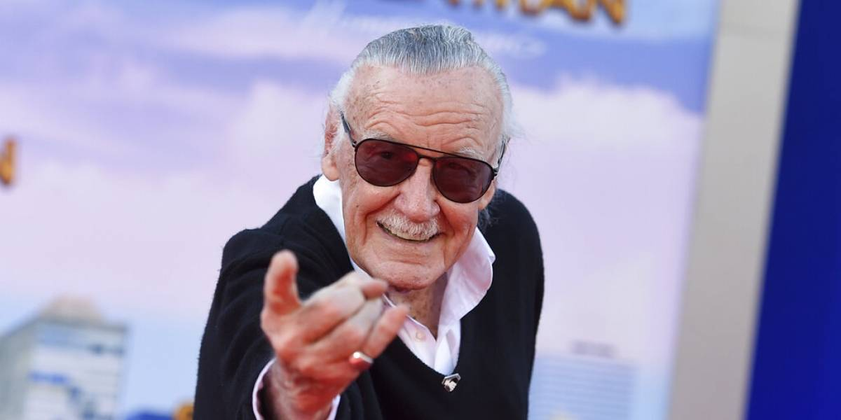Stan Lee es recordado como un superhéroe en Hollywood