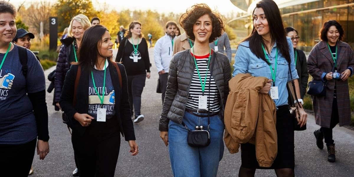 Apple inaugura su Campamento de Emprendedoras para mujeres programadoras