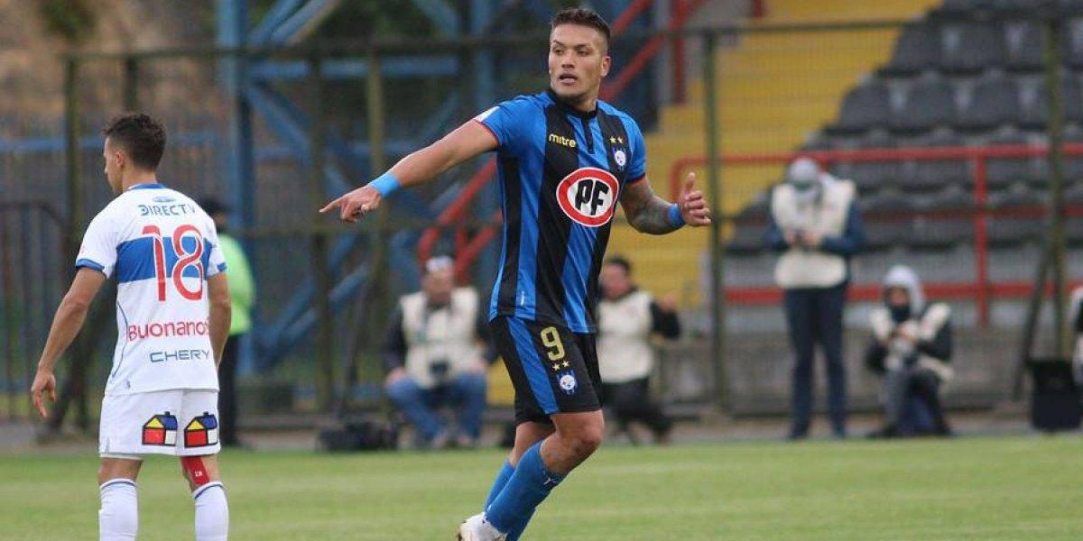 Colo Colo llegó a un acuerdo con Huachipato y confirmó el fichaje de Javier Parraguez