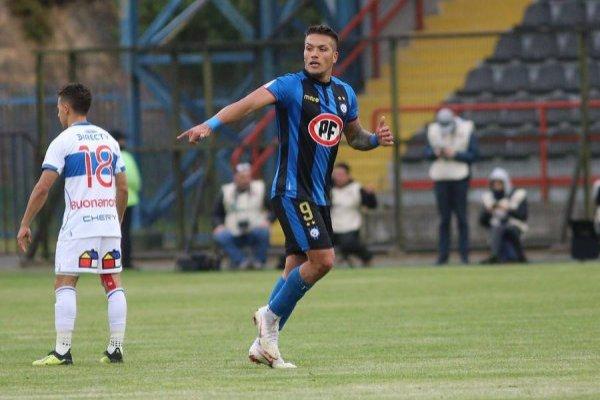 Javier Parraguez cambia Huachipato por Colo Colo / Foto: Agencia UNO