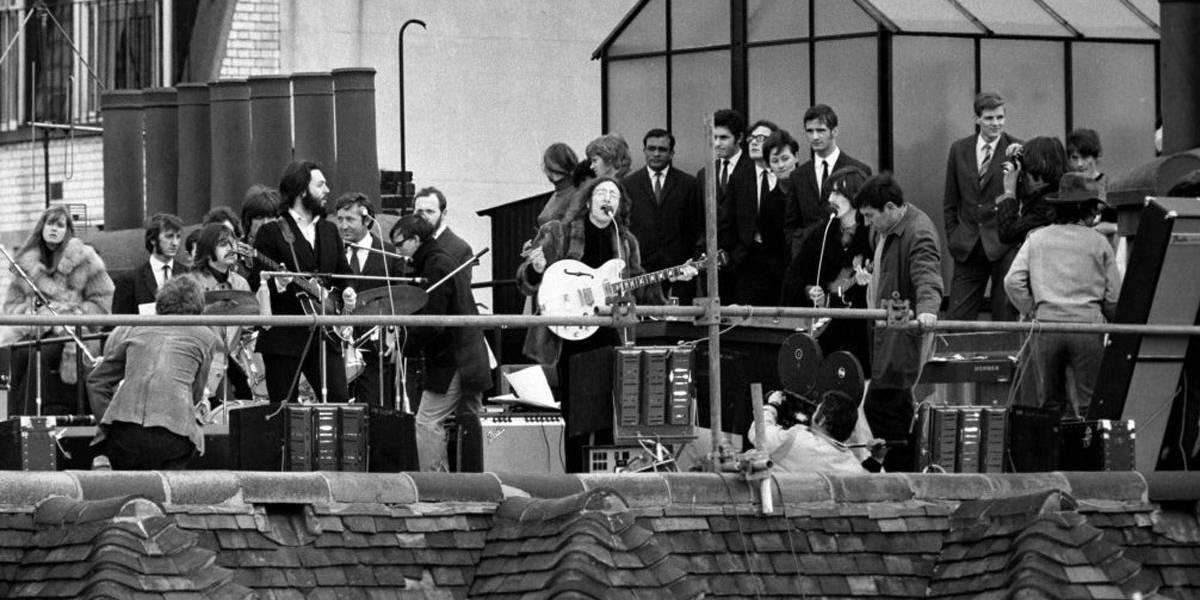 Let It Be: Há 50 Anos, os Beatles subiam ao topo de prédio para seu último show