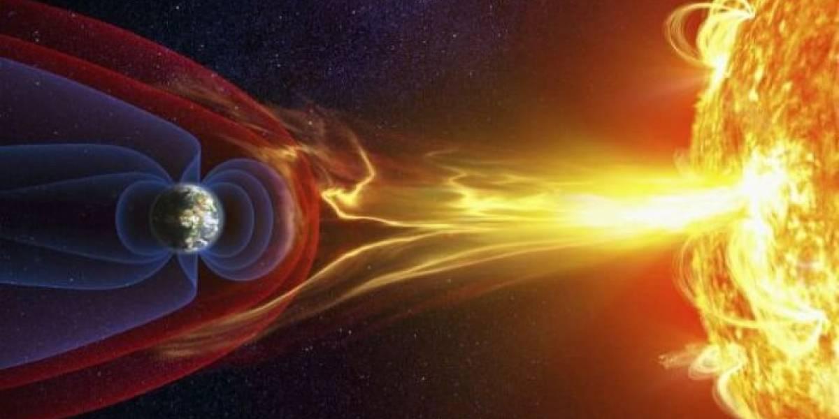 Nos salvamos: El campo magnético protector de la Tierra pudo haber estado a punto de desaparecer