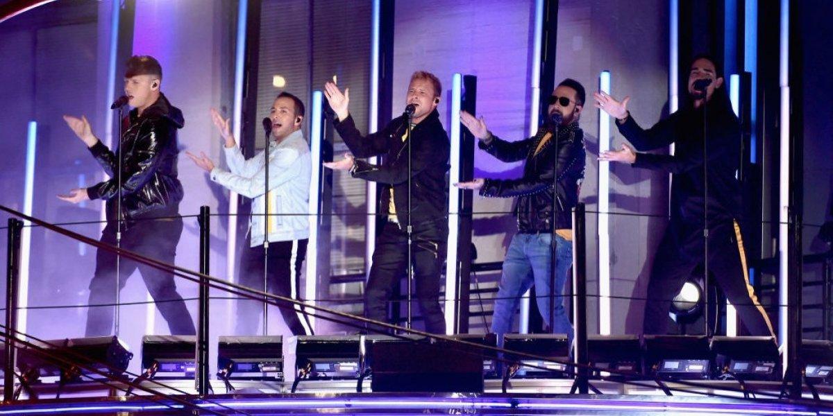 """Backstreet Boys alcanza el número uno con su disco """"DNA"""""""