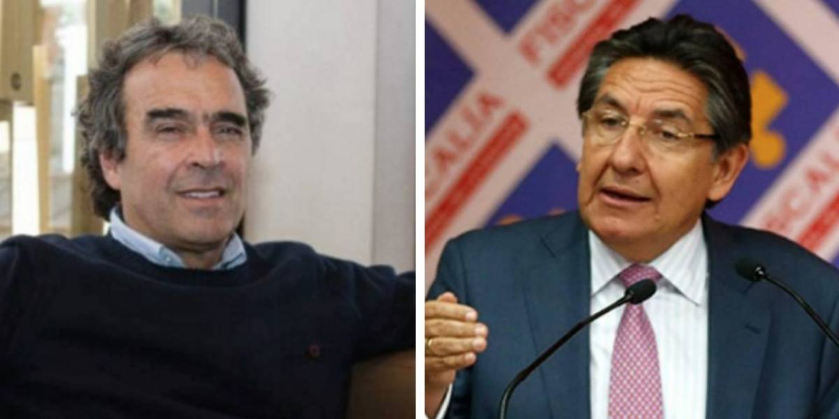 La razón por la que Fajardo no va a marchar contra el fiscal se volvió polémica