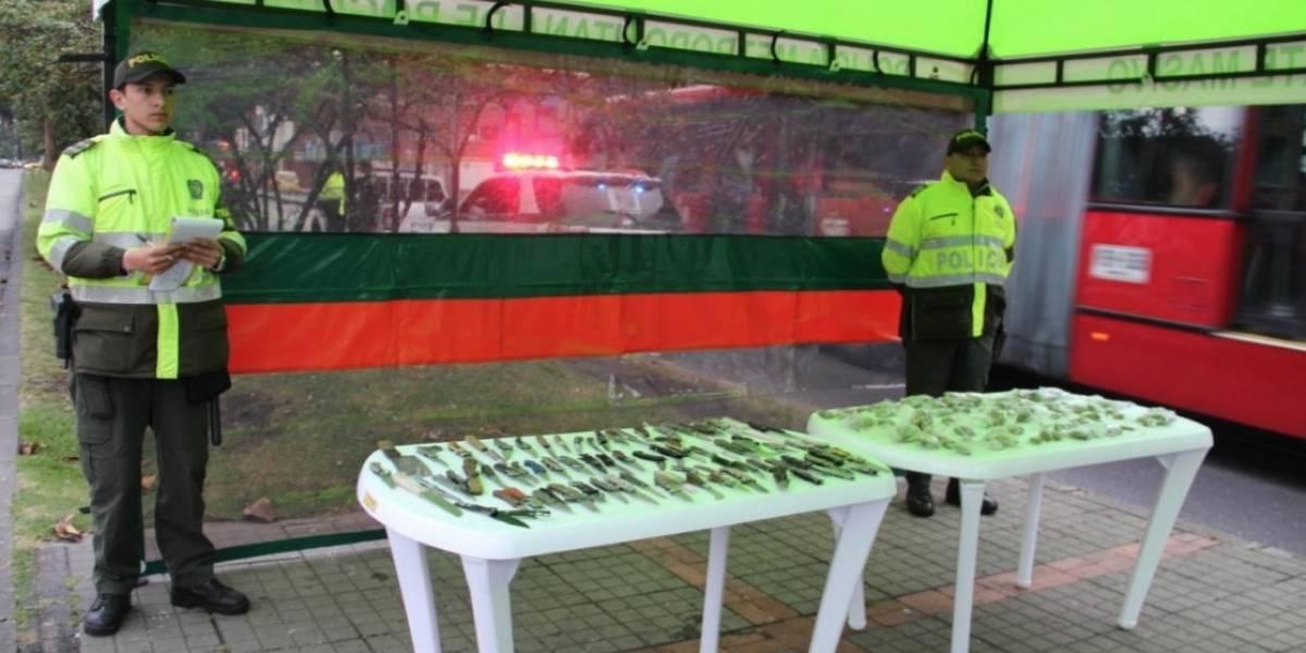 A la cárcel 'Los Mosqueteros', banda que escondía droga en cajas de chicles