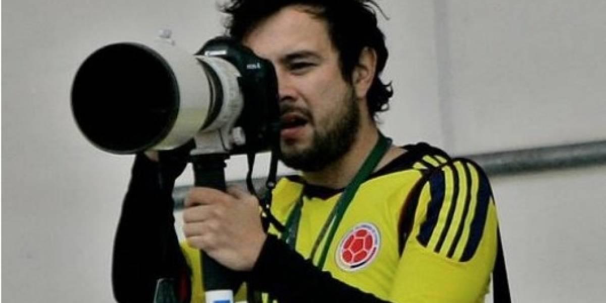 Fotoperiodista colombiano de EFE que cubría las protestas en Venezuela está