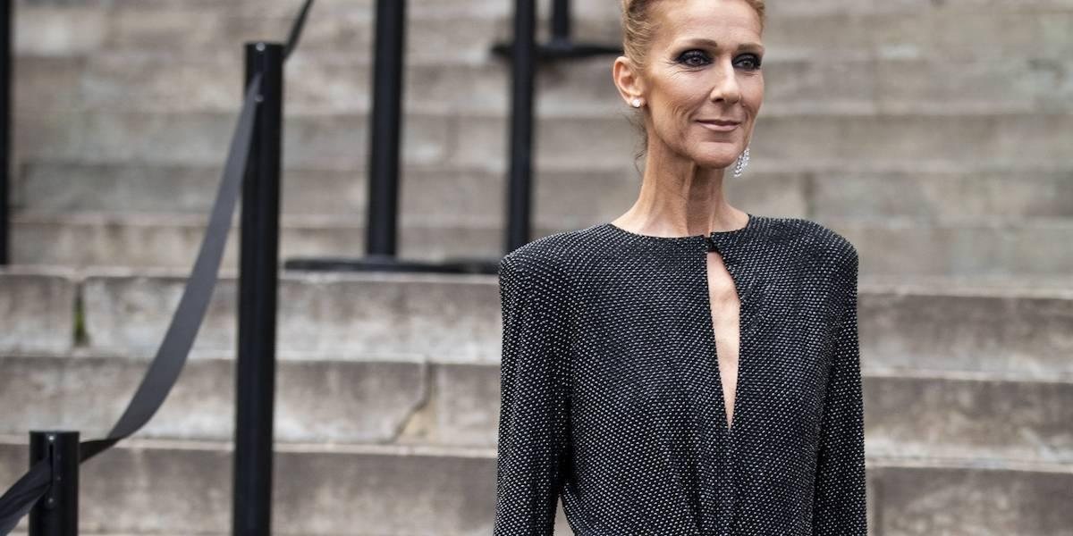 Aspecto cadavérico de Céline Dion alarma a sus fans