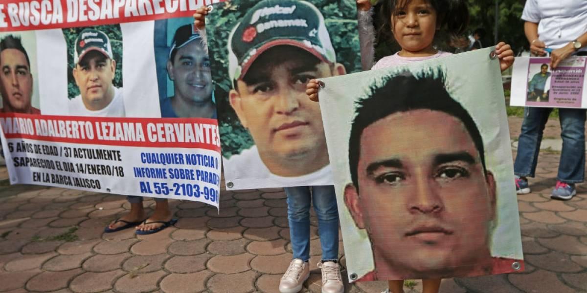 """México padece una """"crisis forense"""" y debe ser considerada crimen de lesa humanidad: ONG"""