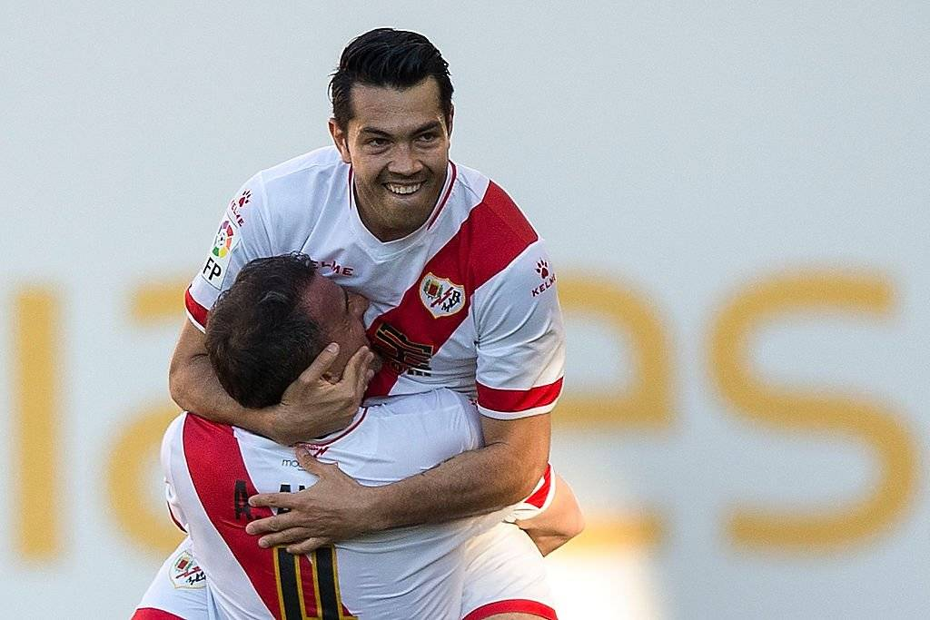 El venezolano Nicolás Fedor expresó su deseo por jugar en un equipo como la UC / Foto: Getty Images