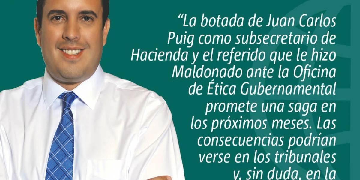 Teresita, Juan Carlos y Raúl