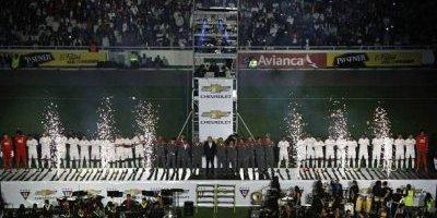 Noche Blanca: Liga de Quito vs Santa Fe. Cierres viales
