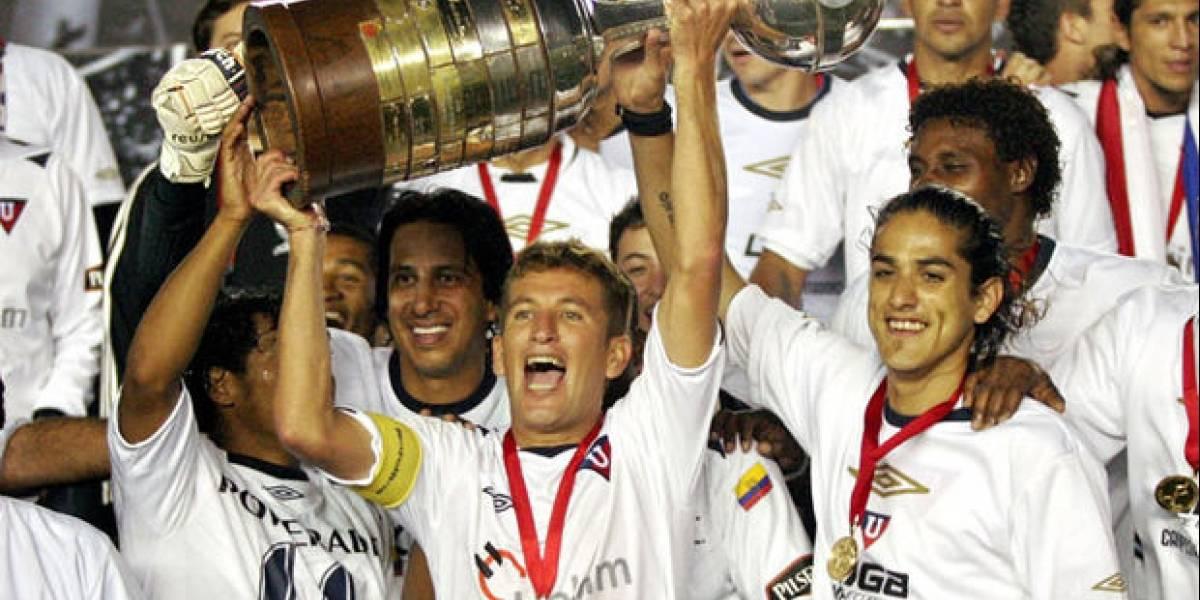 Una mirada al pasado: Liga de Quito y sus mejores jugadores
