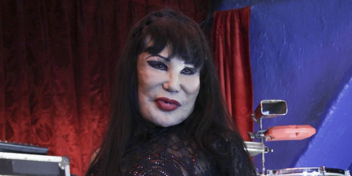 Lyn May confiesa que siente atracción por Yalitza Aparicio