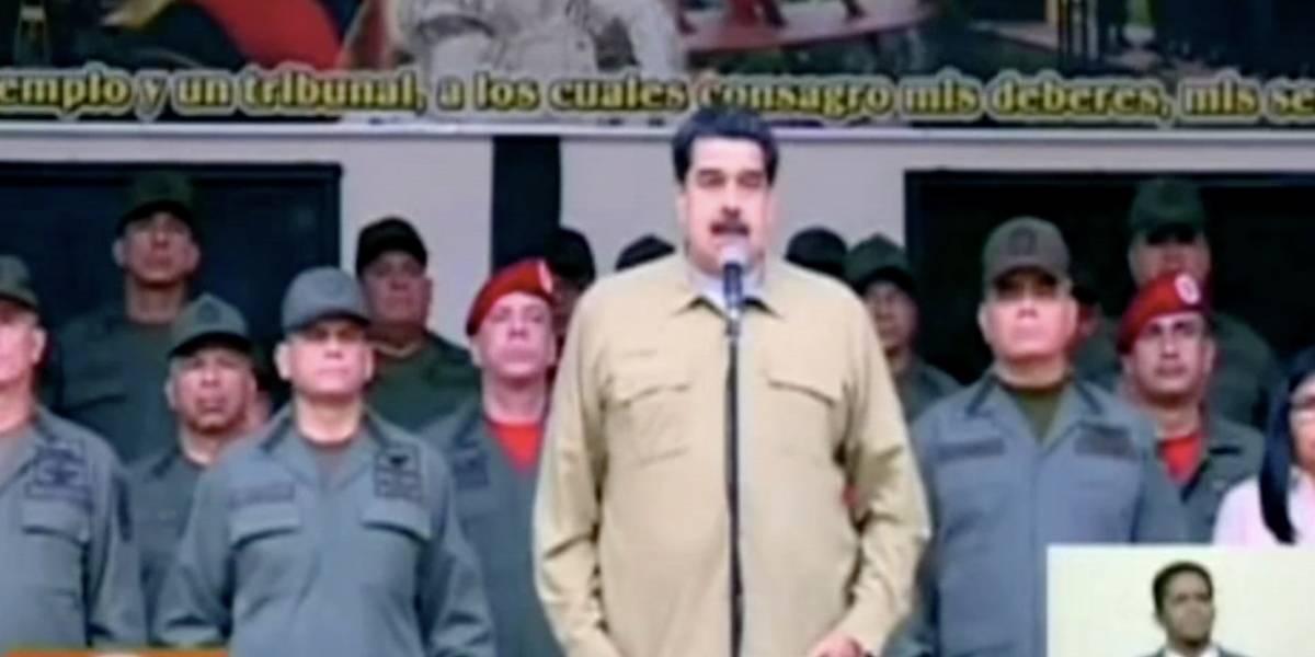 Asfixian joven con un pañal desechable tras protestar contra Maduro