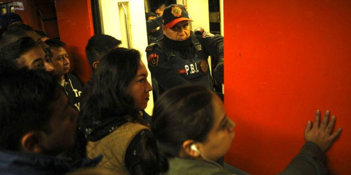 ¿Qué hacer ante un intento de secuestro en el Metro?