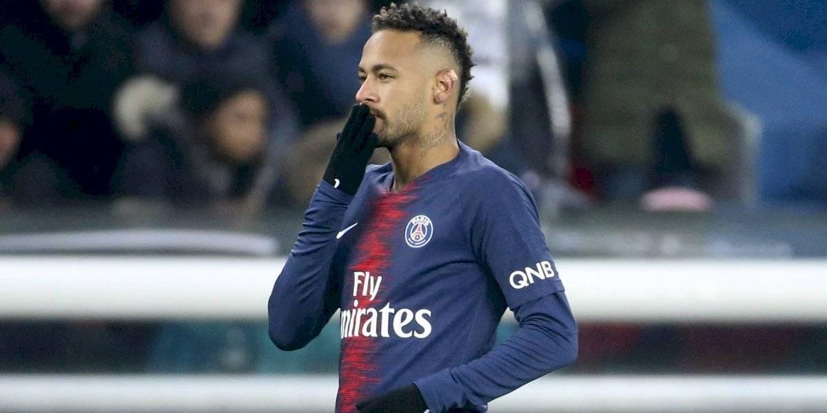 Directivos del Barcelona está en París para negociar a Neymar