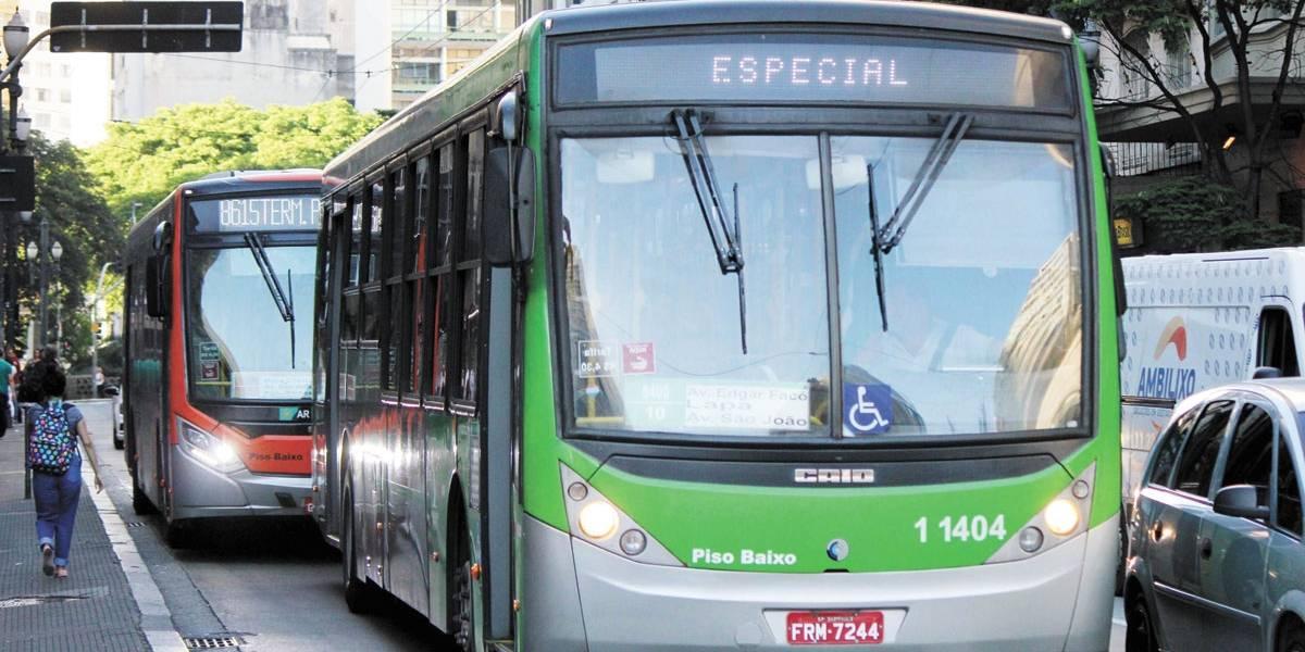 Linhas de ônibus serão alteradas neste sábado perto do estádio do Morumbi