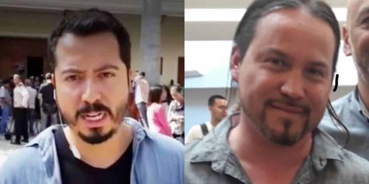 Así fueron las 14 horas de arresto de los periodistas de TVN en Venezuela