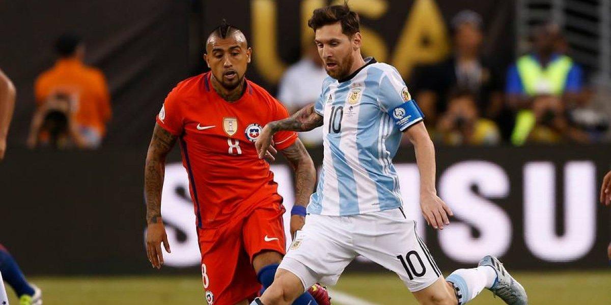 Lionel Messi vuelve a la selección argentina y podría reencontrarse con Chile en la Copa América de Brasil