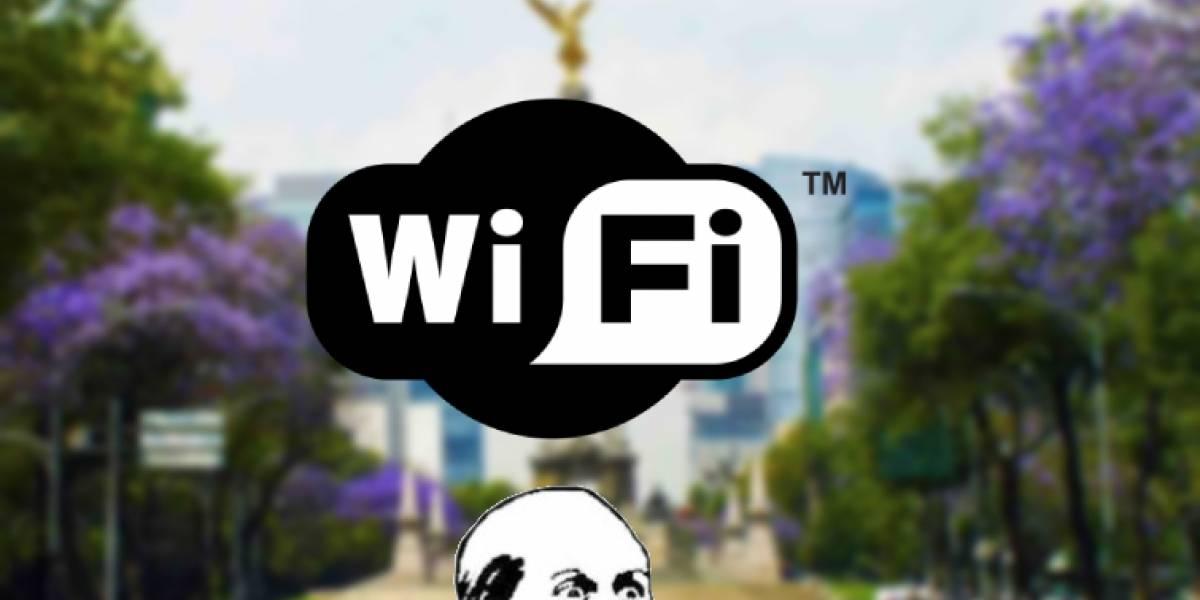 México ya tiene wifi gratis en la CDMX, conoce los puntos en donde puedes usarlo
