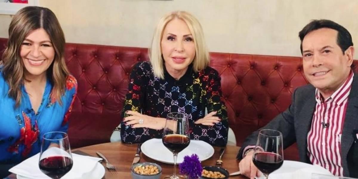 "Continúa la pelea: Martha Figueroa llama ""vieja"" y ""fea"" a Laura Bozzo"