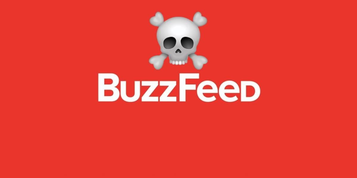 BuzzFeed News México y España desaparecen por problemas financieros
