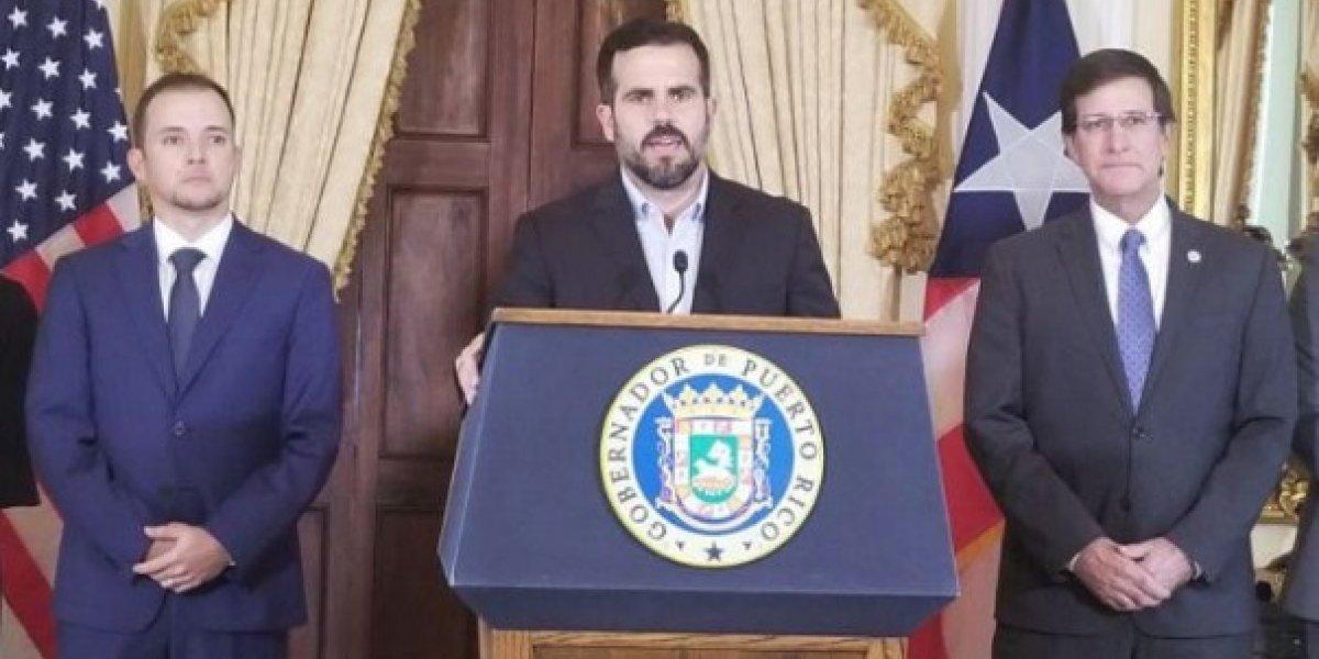 Rosselló anuncia su candidatura para el 2020