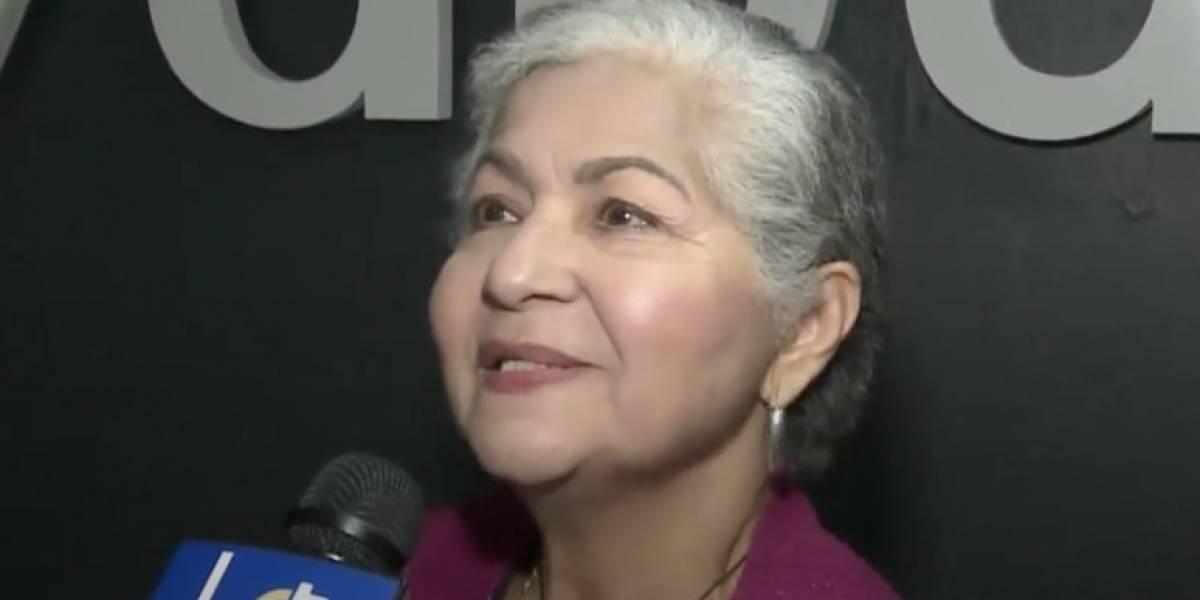 """Madre de Keylla Hernández: """"sabía que Dios me la tenía prestadita y que no era mucho el tiempo"""""""