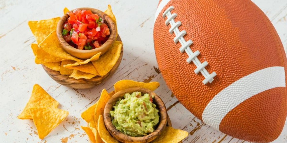 Guía para no pasarte de calorías en el Super Bowl
