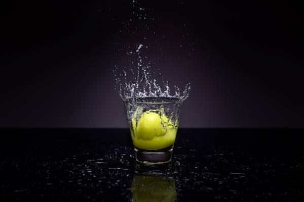 agua limao