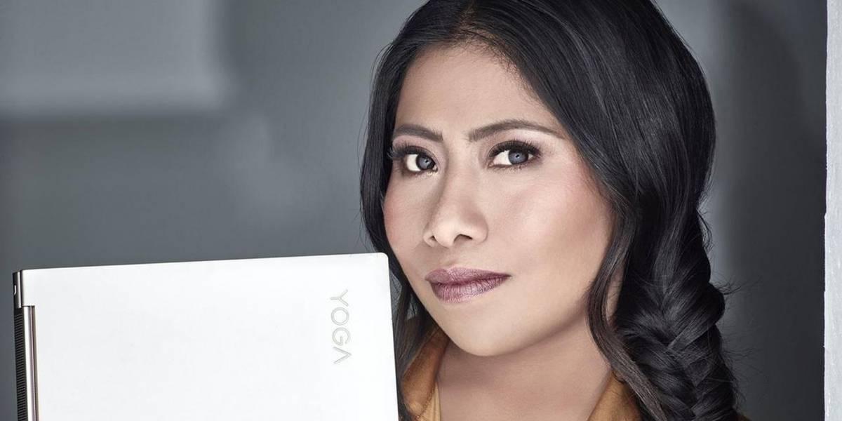 México: Yalitza Aparicio se convierte en el nuevo rostro de campaña de Lenovo