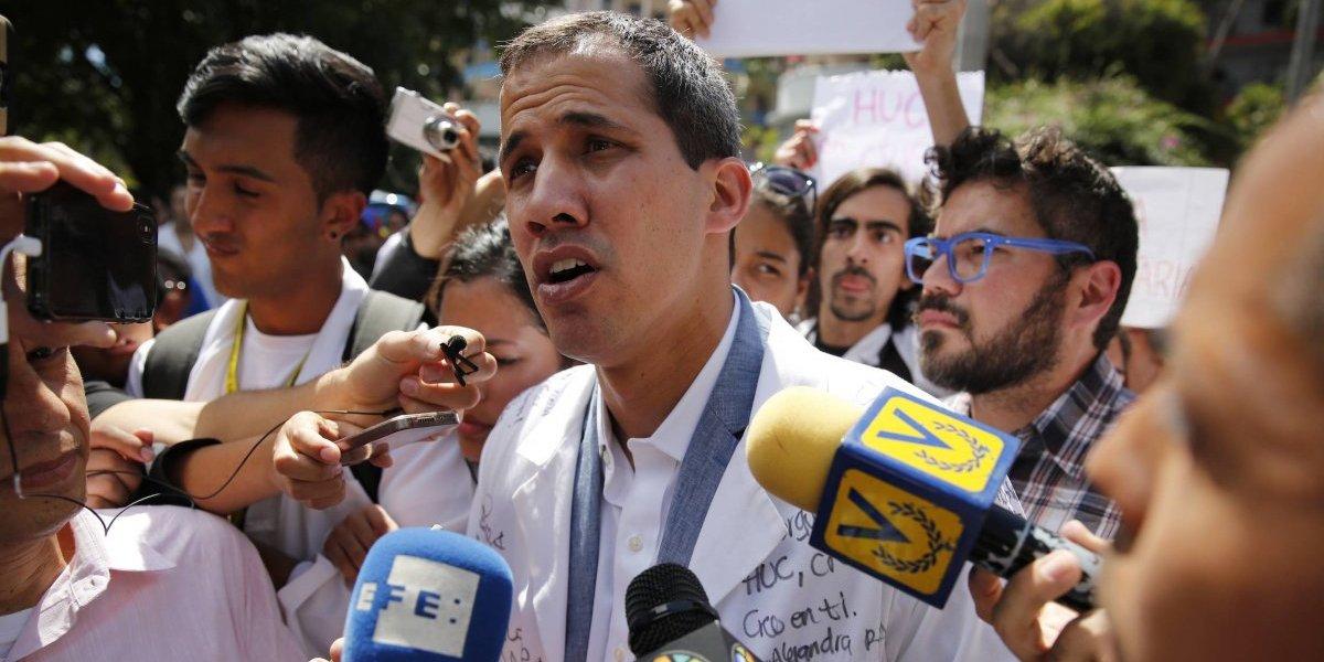 """Guaidó: """"no van a poder quebrar a la familia venezolana"""""""