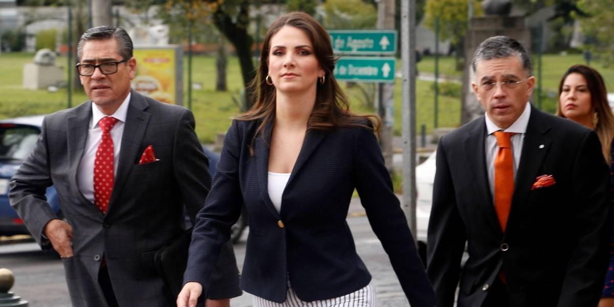 Presidencia desmiente que Ana Galarza sea la nueva Gobernadora de Tungurahua
