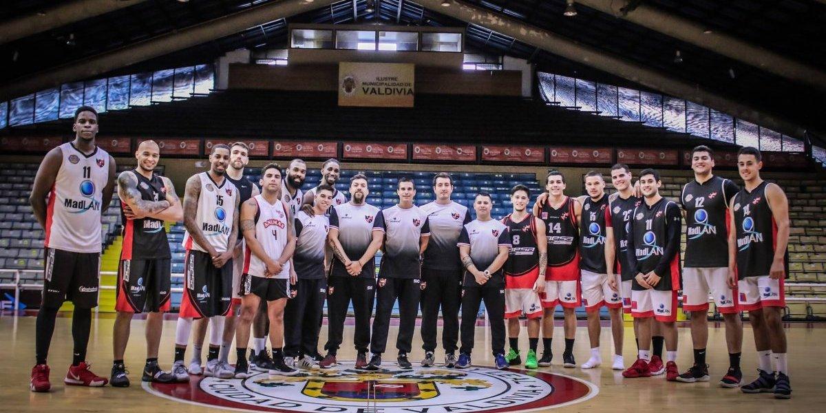 El difícil camino que deberá sortear Las Ánimas de Valdivia en la Liga de las Américas