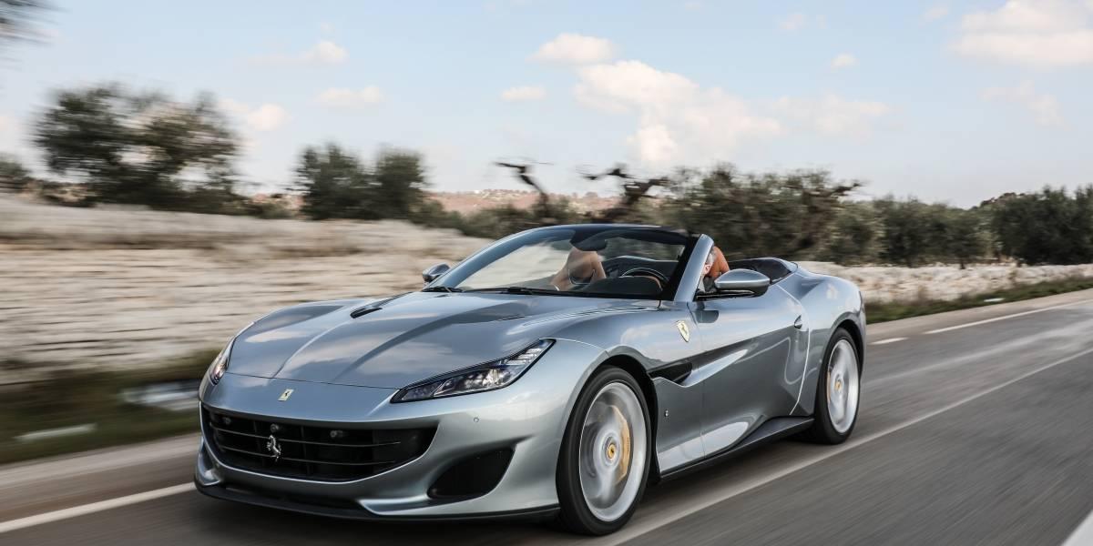 Portofino, la nueva generación de convertibles de Ferrari ya está en Chile