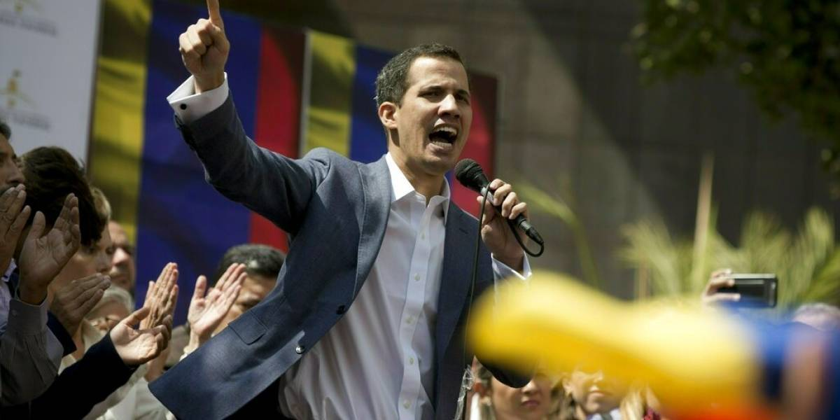 Fuerte sentencia de la Unión Europea tras levantamiento de inmunidad a Juan Guaidó