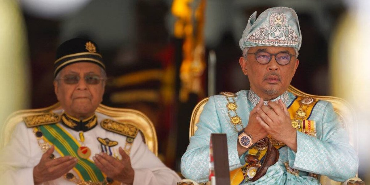 Malasia corona a su decimosexto rey