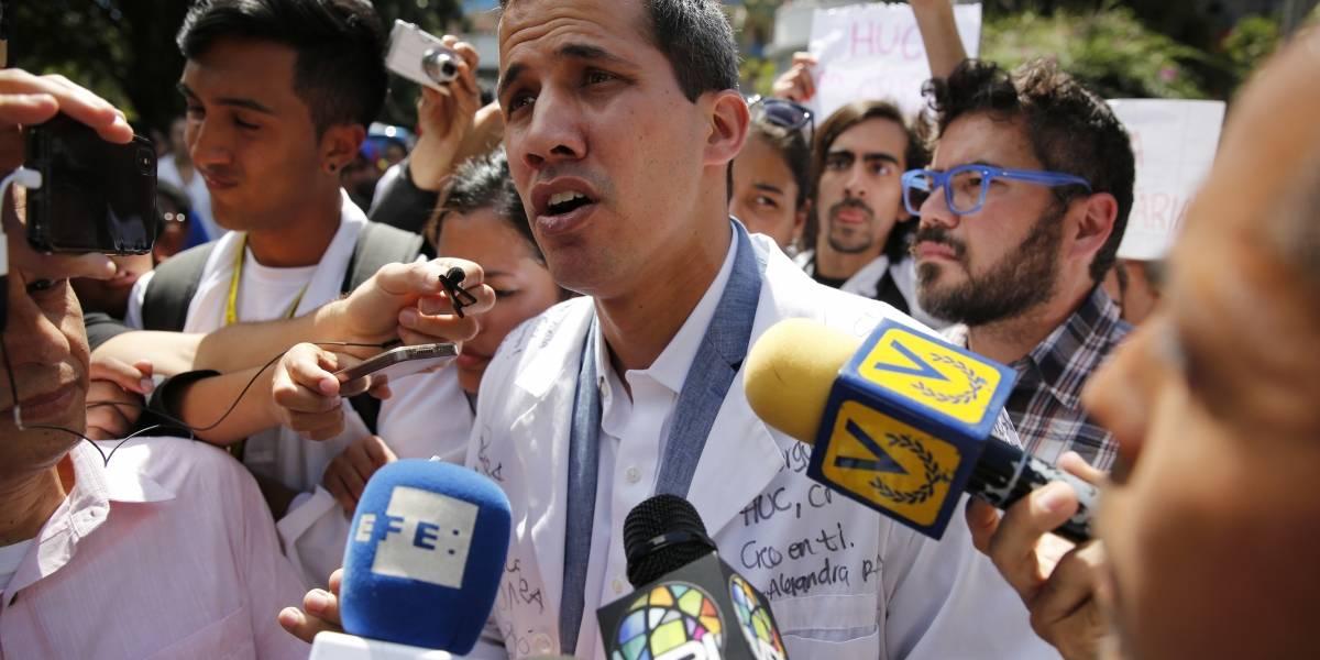 Parlamento Europeo pide reconocer a Guaidó en Venezuela