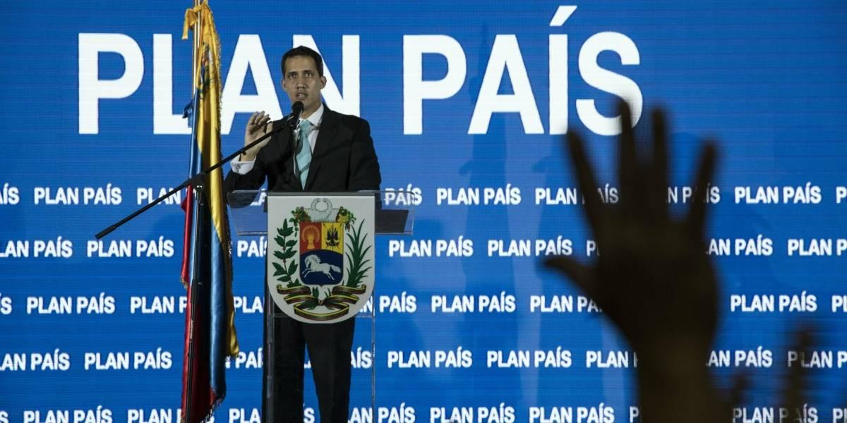 """""""Este Plan es el fruto de mucho trabajo"""": estas son las medidas que propone Guaidó para sacar a Venezuela de la crisis"""