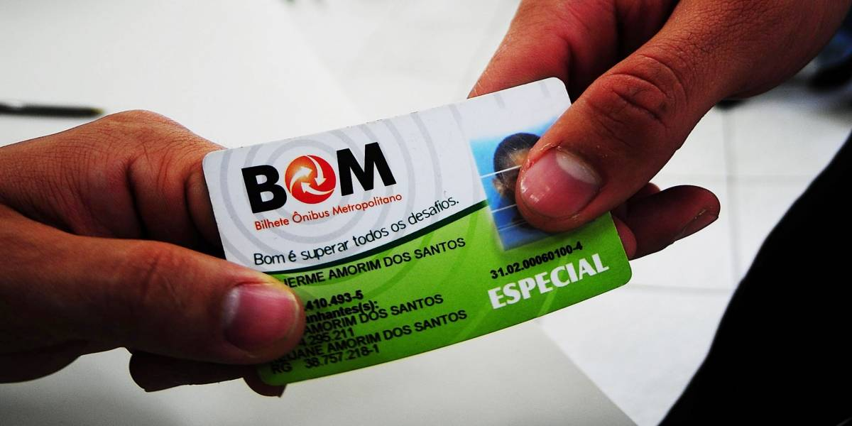 EMTU concede 60 mil cartões BOM com isenção de tarifa; veja como solicitar