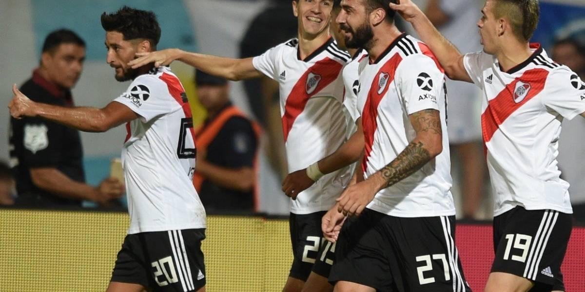 River Plate se acordó de ganar tras propinar una dura goleada en la Superliga de Argentina