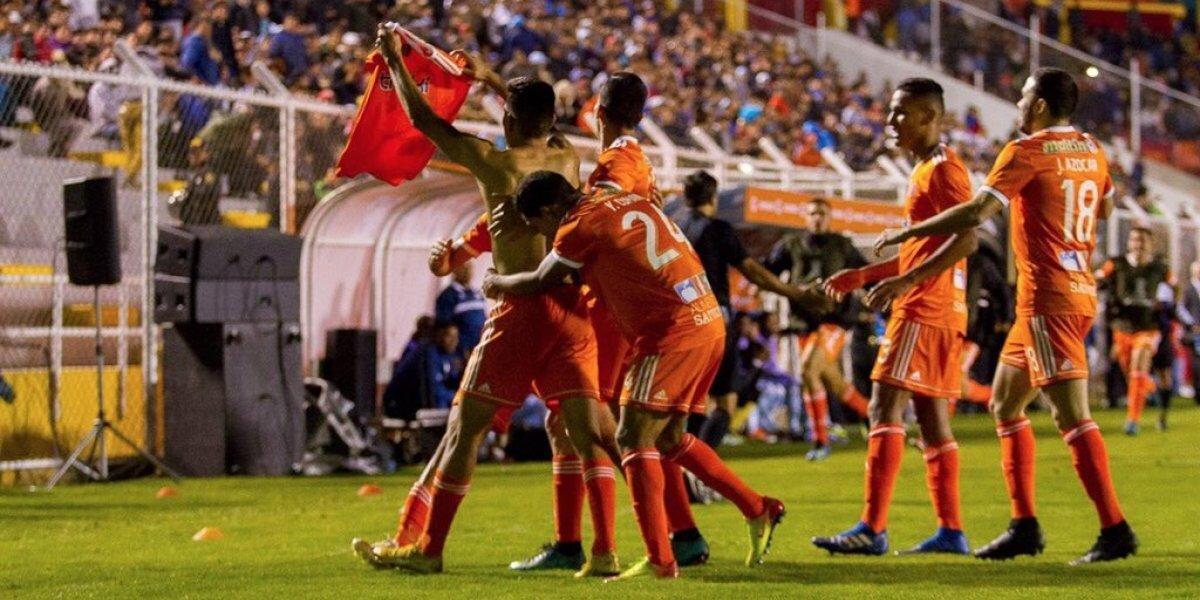 Los cuatro equipos que pelean por ser el primer rival de la UC en la Copa Libertadores