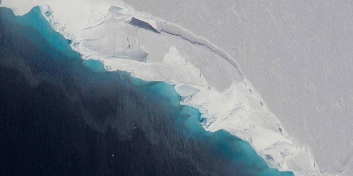 Informe de la NASA revela perturbador descubrimiento en la Antártica: el glaciar más peligroso del mundo podría estar al borde del colapso