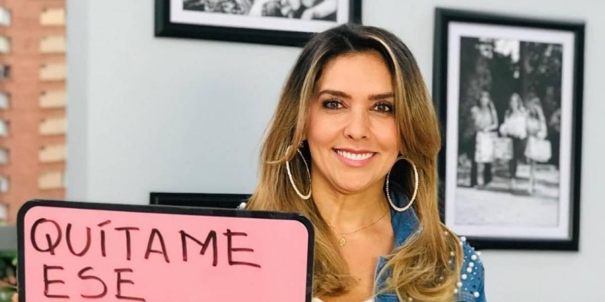 Sentido mensaje de Mónica Rodríguez conmueve a sus seguidores, ¿se refiere al desempleo?