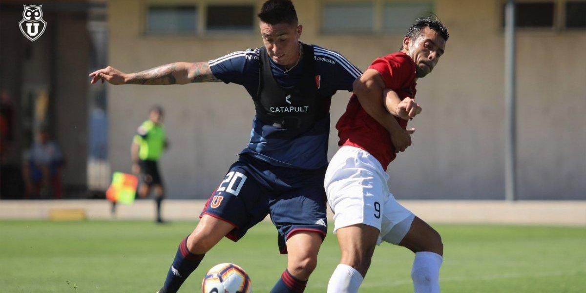 1-0: Melgar, adelante con golazo de Alexis Arias