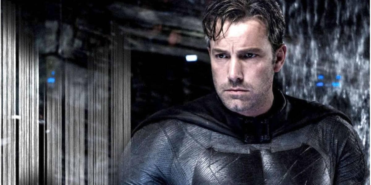 Nueva película de Batman no será protagonizada por Ben Affleck