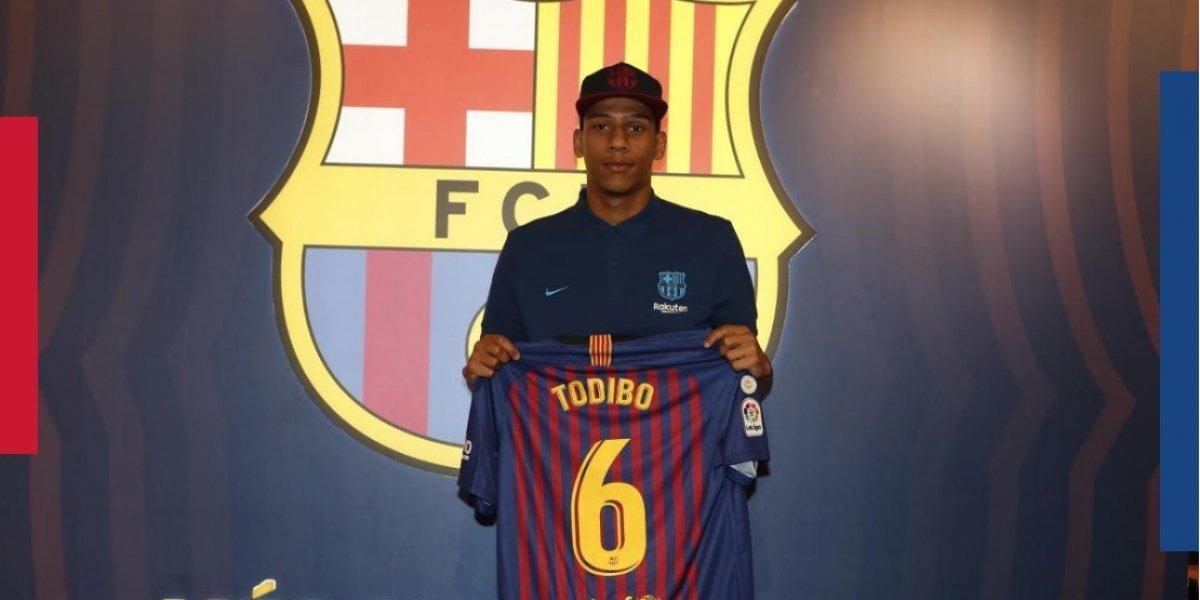 """Barcelona no quiso sorpresas y adelantó la llegada de una """"perla"""" francesa"""
