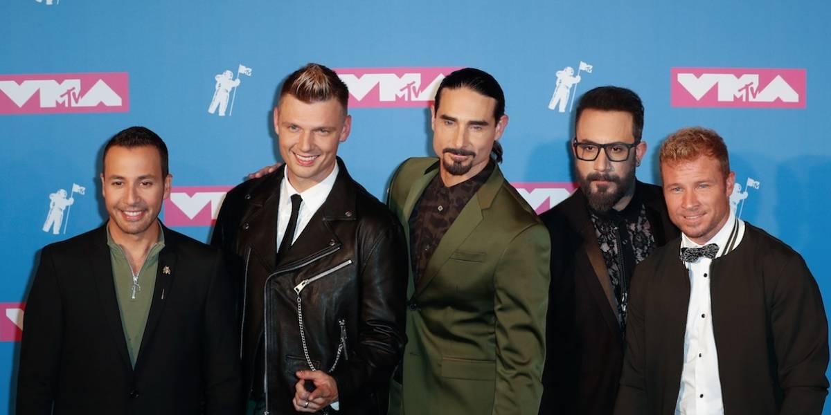 Los Backstreet Boys visitarían Colombia en 2020