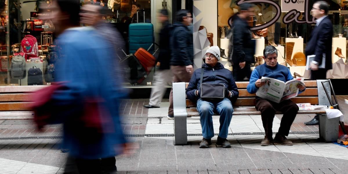 Tasa de desempleo llega a 6,7% en el trimestre móvil octubre-noviembre