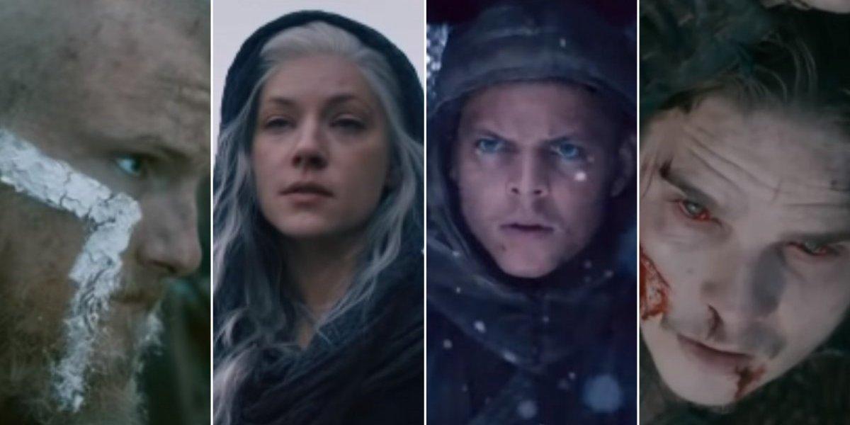 Vikings: Trailer da 6ª temporada insinua que personagem irá se sacrificar por todos